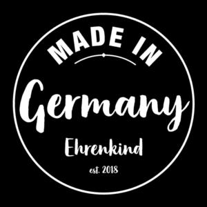 Made in Germany Hergestellt in Deutschland