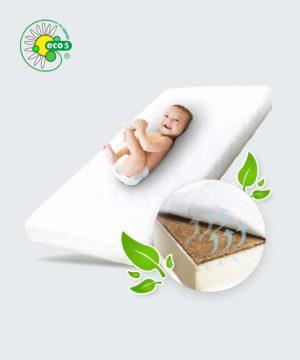 Ehrenkind® Babymatratze Kokos